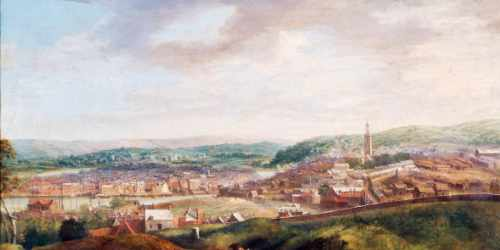 299-P J Butts View of Cork-500
