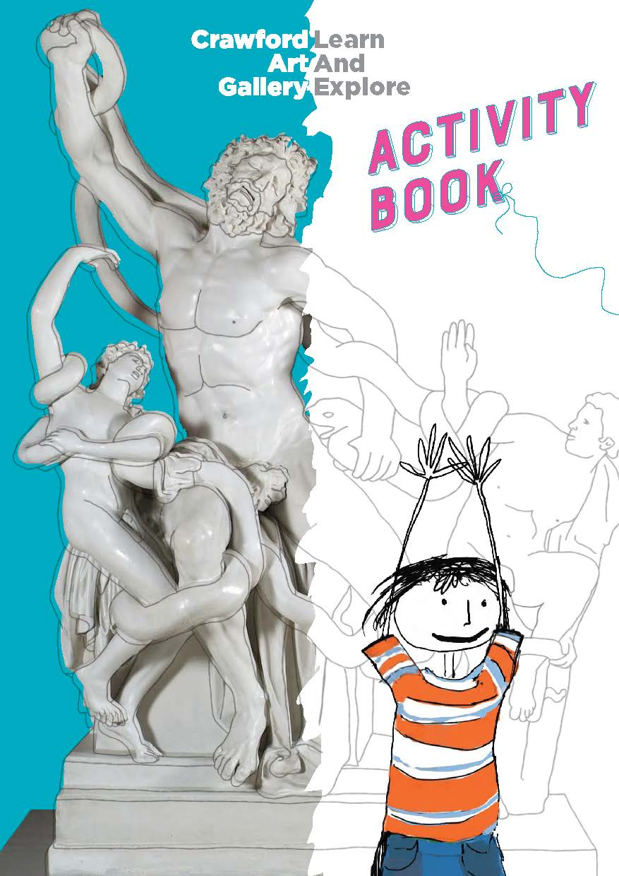 Activity Book Cover