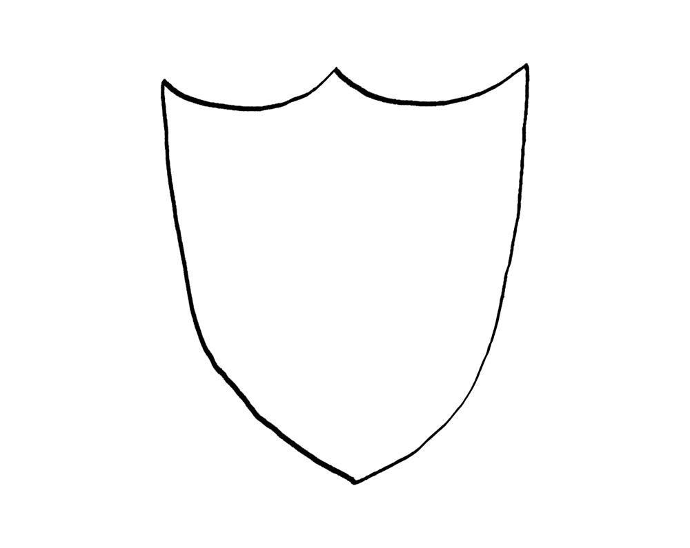 Crest shape