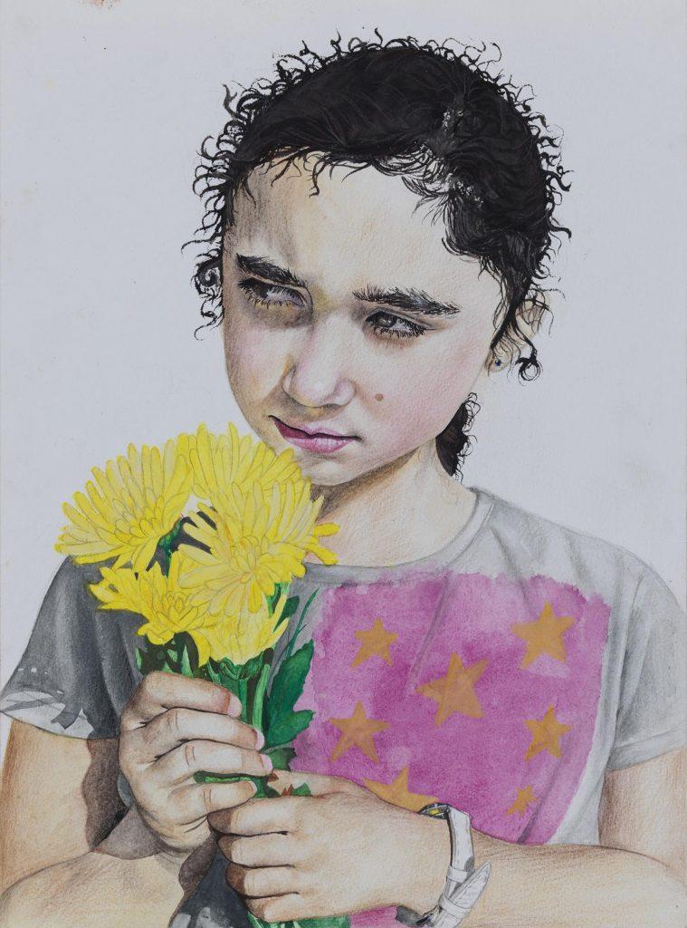 Erin Welch (aged 15) | Winner 12-15