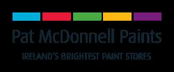 Pat McDonnell Paints Logo