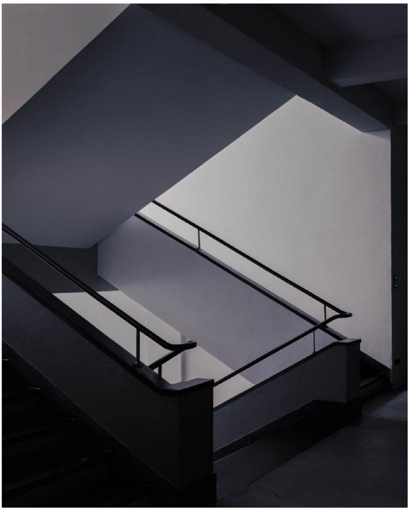 Image: Roseanne Lynch, Untitled [Bauhaus Interior 86]. Courtesy of the Artist.