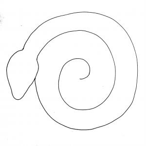 Snake template