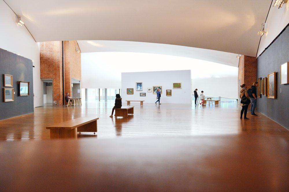 Upper Gallery
