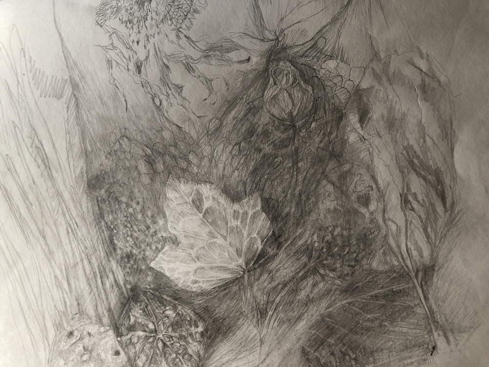 Julie Forrester Untitled work in Progress