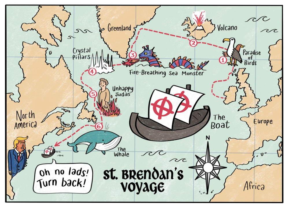St. Brendan's Voyage